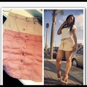 Dresses & Skirts - Forever 21 Denim skirts